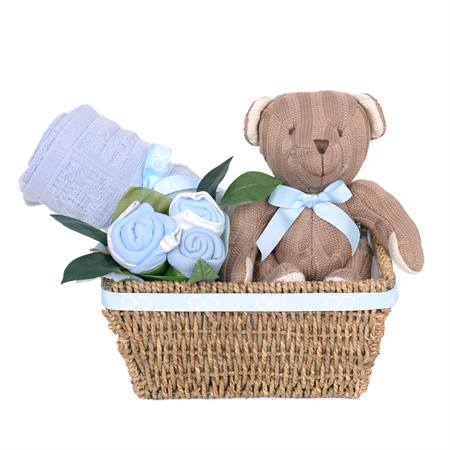 Baby Buds Hamper Blue